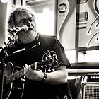 Ray Wylie Hubbard by luckylarue