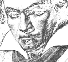 Ludwig Van Sticker
