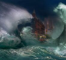 Toronto in 20XX by Igor Zenin