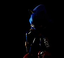 Metal Sonic by Luke Stevens