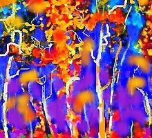 Autumn Fauve by Richard  Tuvey