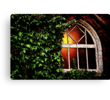 Welcome Light Canvas Print