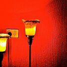 RED WALL by JOE CALLERI