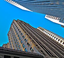 Looking Up, San Francisco Architecture by Scott Johnson