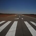 Rock in by air - Ayers Rock Airport by DashTravels