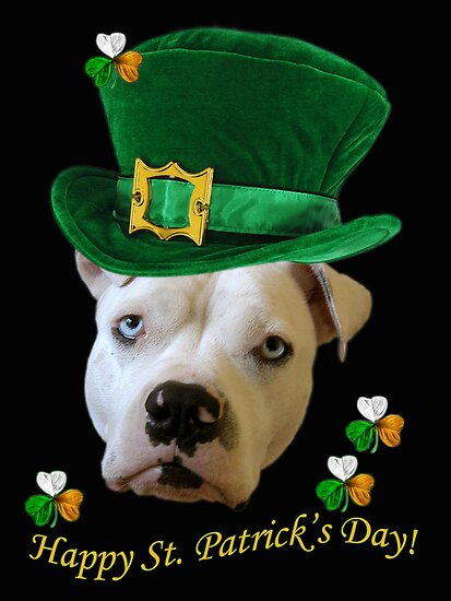 Happy St. Patrick's by Zdogs