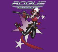 2011 Derby Rogue Streak With Logo T-Shirt