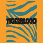 Tigerblood Blue by khails