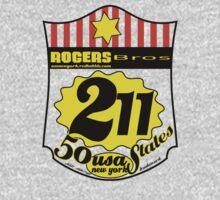 usa new york tshirt by rogers bros co by usatshirts