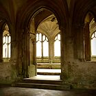 Lacock Abbey - Wiltshire by Adam North