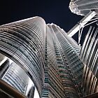 Petronas Towers by Chris Cherry