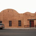 Las Vegas, New Mexico Church by Frank Romeo