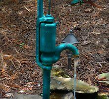 Water Pump Fountain by vigor