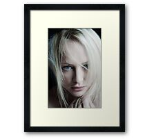 Only time will tell Framed Print