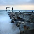 Ruined Jetty by Timo Balk