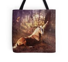 Ancients Series: The Unicorn Tote Bag