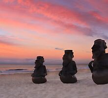 Beach Bouncers by Gormaymax