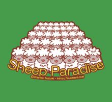 Sheep Paradise by Mariko Suzuki