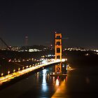 Golden Gate by Dory Breaux