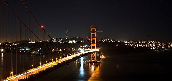 Golden Gate by Dory Breaux