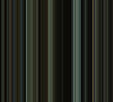 Moviebarcode: Fight Club (1999) [Simplified Colors] by moviebarcode