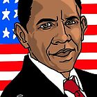 President Barack Hussain Obama by ipodartist
