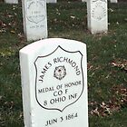 Medal of Honor dead #387 by ©  Paul W. Faust