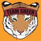 Team Sheen Funny T-Shirt by popularthreadz