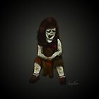 Little Girl Zombie  by cearanissa