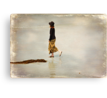~ Solitary ~ Canvas Print