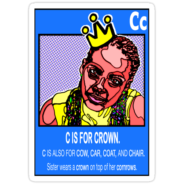 C IS FOR CROWN by S DOT SLAUGHTER