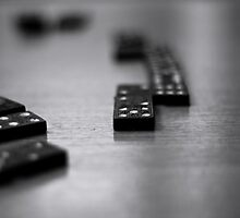 Domino Effect by Caroline Gorka