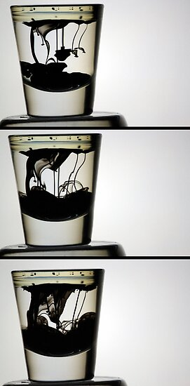 One Second Progression by Chris Richards