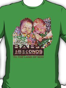 BABY aBscONDS: Indy & Sky T-Shirt
