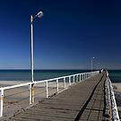 Largs Bay Jetty by Scott Harding