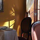 Table By The Window Please by Joanne  Bradley
