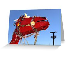 Decorate Your Camel Greeting Card