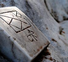 Ancient Rune Statue - Ioannina, Greece by ChrisRed