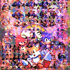 The Original Sonic Heros by Skylarkk