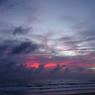 Main Beach Pink by BK Photography
