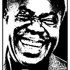 LOUIE ARMSTRONG by OTIS PORRITT