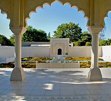 Hamilton City Gardens, New Zealand - Indian Char Bagh Garden by Kay M Gregan