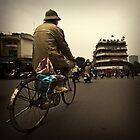 Urban Hanoi #0101 by Michiel de Lange