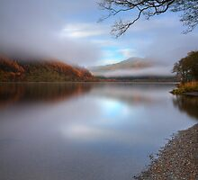 Lubnaig Mist (4) by Karl Williams