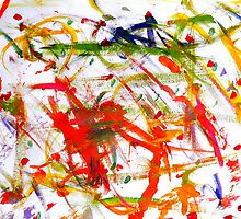 Abstract Art 1 by little-artist