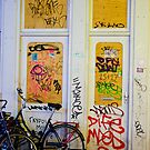 Dutch Graffiti by phil decocco