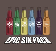 EPIC SIX PACK by Brandon Wilhelm