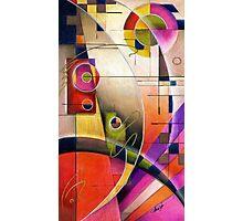 Kandinsky's Cadence  Photographic Print