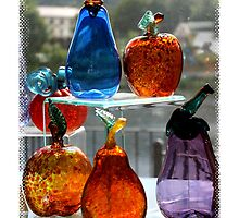 Window Glassware ~ Make Your Own Rainbow! by SummerJade