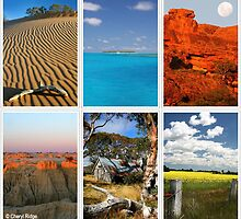 Australian Landscapes and Travel by Cheryl Ridge